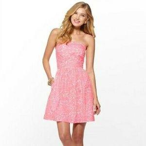 Lilly Pulitzer | Chandie Strapless Dress